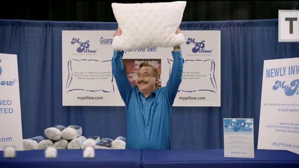 My Pillow Premium TV Commercial, 'Dream Come True'