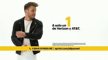 Sprint TV Spot, 'Ilimitado: Samsung Galaxy S8' con Prince Royce [Spanish] - Thumbnail 5