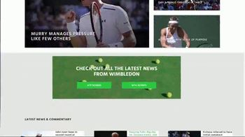 TENNIS.com TV Spot, '2017 Wimbledon Coverage' - Thumbnail 4