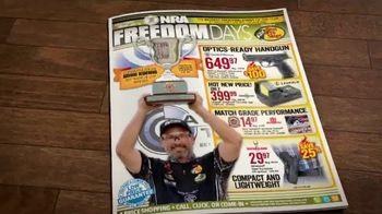 Bass Pro Shops NRA Freedom Days TV Spot, 'Savings on Guns: Ammo and Sight' - Thumbnail 1