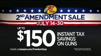 Bass Pro Shops NRA Freedom Days TV Spot, 'Savings on Guns: Ammo and Sight' - Thumbnail 3