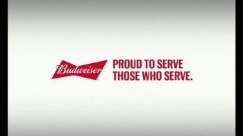 Budweiser TV Spot, 'MLB Military Moments' - Thumbnail 9