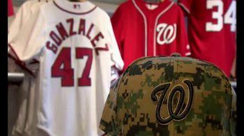 Budweiser TV Spot, 'MLB Military Moments' - Thumbnail 4