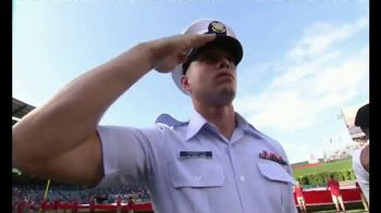 Budweiser TV Spot, 'MLB Military Moments' - Thumbnail 5
