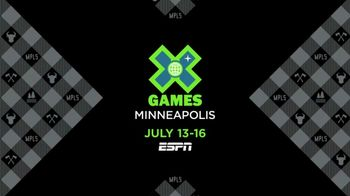 Samsung Gear VR TV Spot, '2017 X Games Minneapolis' - Thumbnail 9