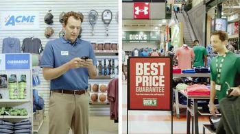 Dick's Sporting Goods TV Spot, 'Best Price Guarantee: That Is So You' - Thumbnail 1