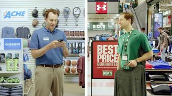 Dick's Sporting Goods TV Spot, 'Best Price Guarantee: That Is So You' - Thumbnail 2