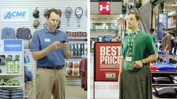 Dick's Sporting Goods TV Spot, 'Best Price Guarantee: That Is So You' - Thumbnail 3