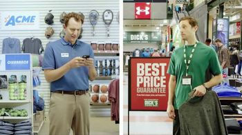 Dick's Sporting Goods TV Spot, 'Best Price Guarantee: That Is So You' - Thumbnail 4