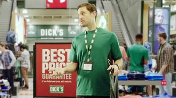 Dick's Sporting Goods TV Spot, 'Best Price Guarantee: That Is So You' - Thumbnail 5