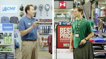 Dick's Sporting Goods TV Spot, 'Best Price Guarantee: That Is So You' - Thumbnail 7