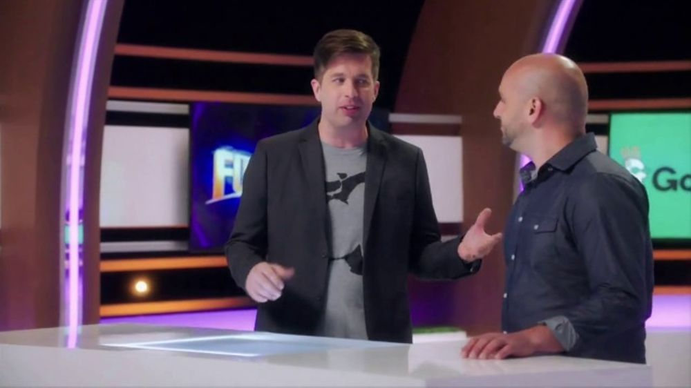 GoDaddy GoCentral Online Store TV Commercial, 'ABC: Best Shirt Ever'