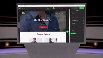 GoDaddy GoCentral Online Store TV Spot, 'ABC: Best Shirt Ever' - Thumbnail 6
