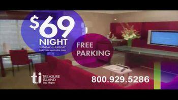 Treasure Island Hotel & Casino TV Spot, 'Make Your Getaway'