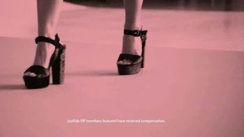 JustFab.com VIP TV Spot, 'What's It Like?' - Thumbnail 1
