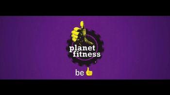 Planet Fitness TV Spot, 'The World Judges. We Don't: Cat' - Thumbnail 6