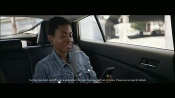 Wells Fargo App TV Spot, 'Ride Share' - Thumbnail 5
