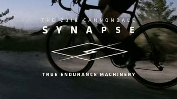 2018 Cannondale Synapse TV Spot, 'True Self' - 41 commercial airings