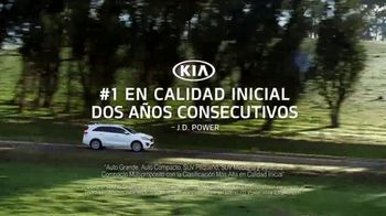 Kia Evento Summer SUV Clearance TV Spot, 'Premios: 2017 Sorento' [Spanish] - Thumbnail 2