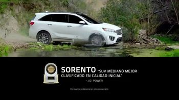 Kia Evento Summer SUV Clearance TV Spot, 'Premios: 2017 Sorento' [Spanish] - Thumbnail 3