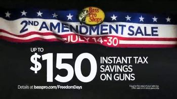 Bass Pro Shops NRA Freedom Days TV Spot, 'Gun Safety Seminars' - Thumbnail 5