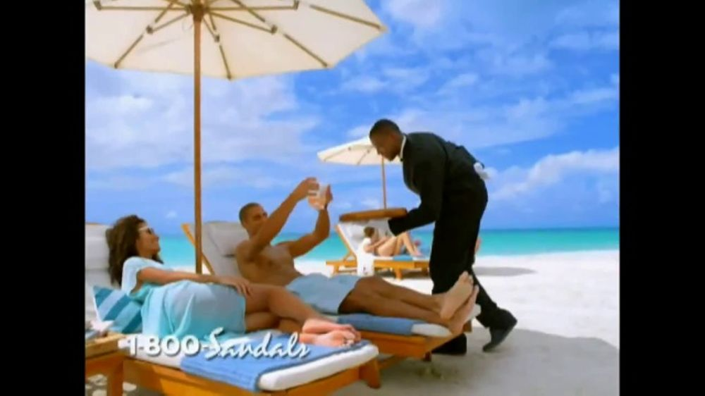 Sandals Negril Tv Commercial Go Native In Style Ispot Tv