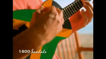 Sandals Negril TV Spot, 'Go Native in Style' - Thumbnail 1