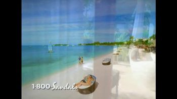 Sandals Negril TV Spot, 'Go Native in Style' - Thumbnail 2