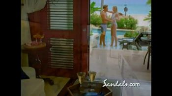 Sandals Negril TV Spot, 'Go Native in Style' - Thumbnail 6