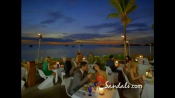 Sandals Negril TV Spot, 'Go Native in Style' - Thumbnail 7