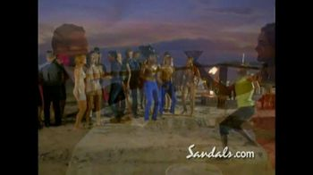 Sandals Negril TV Spot, 'Go Native in Style' - Thumbnail 8