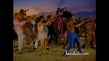 Sandals Negril TV Spot, 'Go Native in Style' - Thumbnail 9