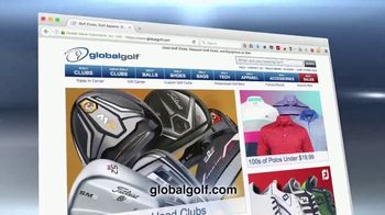 Global Golf TV Spot, 'The Largest Selection' - Thumbnail 1