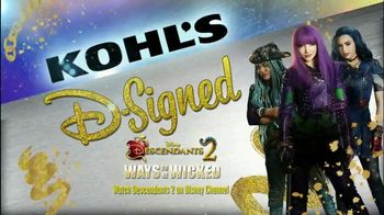 Kohl's D-Signed Descendants 2 Ways to Be Wicked Collection TV Spot, 'Match' - 479 commercial airings
