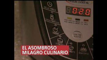 Power Pressure Cooker XL TV Spot, 'Almuerzo familiar' [Spanish]