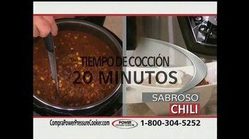 Power Pressure Cooker XL TV Spot, 'Almuerzo familiar' [Spanish] - Thumbnail 4