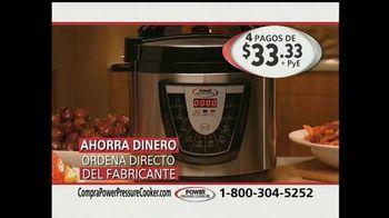 Power Pressure Cooker XL TV Spot, 'Almuerzo familiar' [Spanish] - Thumbnail 6