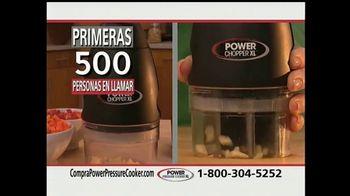 Power Pressure Cooker XL TV Spot, 'Almuerzo familiar' [Spanish] - Thumbnail 7