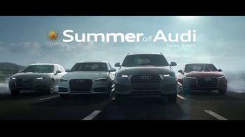 Audi Summer of Audi Sales Event TV Spot, 'Summer' - Thumbnail 5