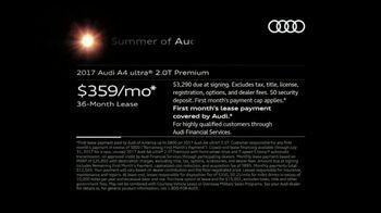 Audi Summer of Audi Sales Event TV Spot, 'Summer' - Thumbnail 6