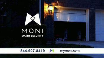 MONI Smart Security TV Spot, 'Connected System: Amazon Echo Dot'