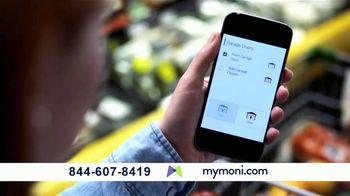 MONI Smart Security TV Spot, 'Connected System: Amazon Echo Dot' - Thumbnail 7