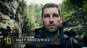 Nature Valley TV Spot, 'National Geographic: Matt Deskiewicz' - 334 commercial airings