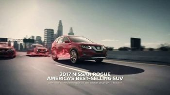 Nissan Bottom Line Model Year-End Event TV Spot, 'The Rogue Family' - 1524 commercial airings