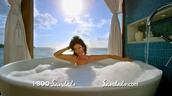 Sandals Resorts TV Spot, 'Much Closer Than You Think' - Thumbnail 7