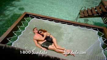 Sandals Resorts TV Spot, 'Much Closer Than You Think' - Thumbnail 8