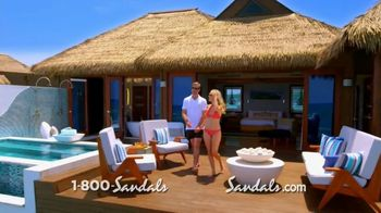 Sandals Resorts TV Spot, 'Much Closer Than You Think' - Thumbnail 9