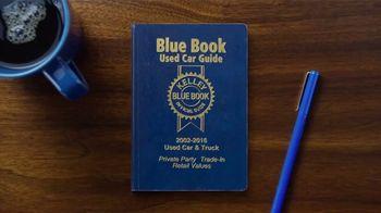 Kelley Blue Book Price Advisor TV Spot, 'We Wrote the Book' - Thumbnail 1