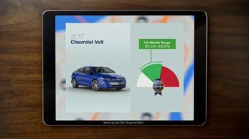 Kelley Blue Book Price Advisor TV Spot, 'We Wrote the Book' - Thumbnail 7