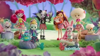 Enchantimals TV Spot, 'Animal Besties' - 1579 commercial airings
